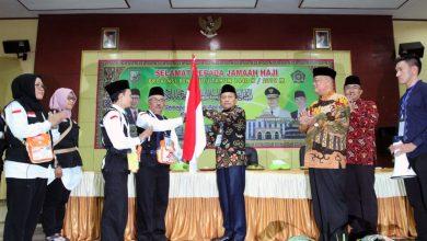 Photo of Kloter Terakhir Jamaah Calon Haji Provinsi Bengkulu Menuju Tanah Suci