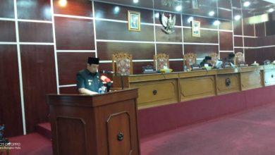 Photo of Walikota Jawab Pandangan Fraksi Terkait LPJ APBD 2018