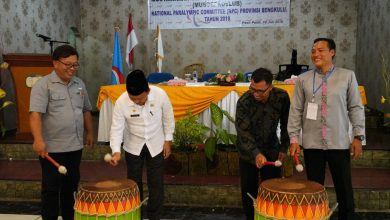 Photo of National Paralympic Committee Provinsi Bengkulu Gelar Musorprov Luar Biasa