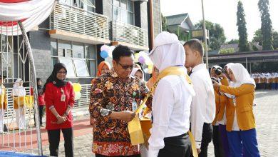 Photo of Sebanyak 1222 Mahasiswa Baru Poltekkes Kemenkes Bengkulu Jalani PKKMB