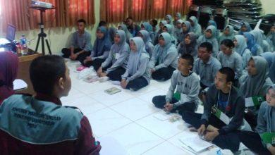 Photo of Peserta PKKMB Poltekkes Kemenkes Bengkulu Kenali Jurusan