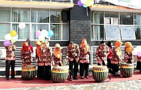 poltek PKKMB Sebanyak 1222 Mahasiswa Baru Poltekkes Kemenkes Bengkulu Jalani PKKMB