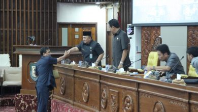 Photo of DPRD Provinsi Tetapkan Dua Calon Wakil Gubernur Bengkulu