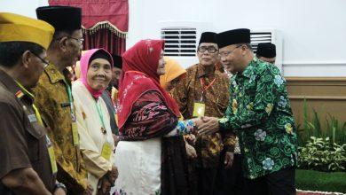 Photo of Gubernur Rohidin Ajak Generasi Muda Kenang Jasa Para Pejuang