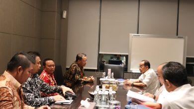 Photo of Percepat Pembangunan Tol, Rohidin Temui Dirut Hutama Karya