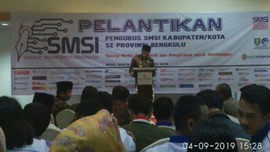 Photo of Dengar Suara Adzan, Gubernur Bengkulu Hentikan Pidatonya