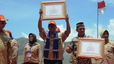 Photo of Gubernur Bengkulu Raih Penghargaan Sebagai Pembina Tagana Berprestasi 2019