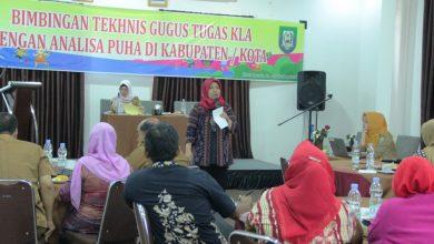 Photo of Capai Predikat KLA, Pemda Kabupaten/ Kota Diminta Fokus Laksanakan Program Khusus