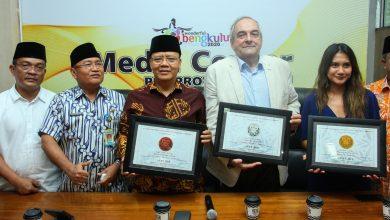 Photo of Apresiasi Kopi Bengkulu, Presiden AVPA Kunjungi Bengkulu