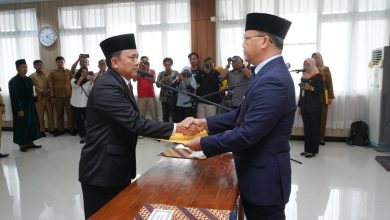 IMG 20191022 WA0042 Hamka Sabri Jabat Sekda Provinsi Bengkulu