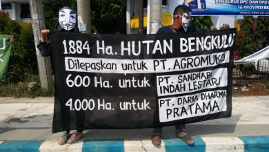Photo of Organisasi Peduli Hutan, Tolak Pelepasan yang Ditunggangi Korporasi