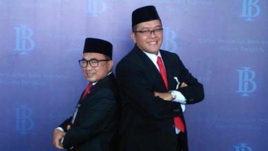 Photo of Joni Marsius Resmi Pimpin Bank Indonesia Perwakilan Bengkulu