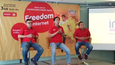 Photo of Murah 'Banget', Paket Freedom Internet 100% Kuota Utama