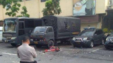 Photo of Bom Bunuh Diri Serang Mapolrestabes Medan