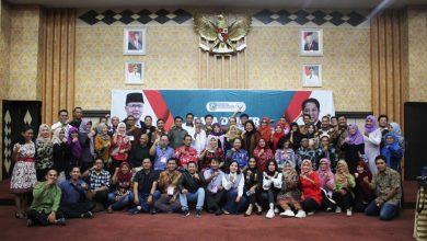Photo of Pelatihan IVL PB PDHI Sukses, PB PDHI Apresiasi Dukungan Gubernur Rohidin