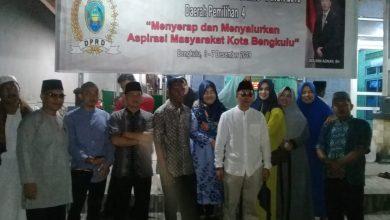 Photo of Anggota DPRD Kota Bengkulu Solihin Adnan Gelar Reses Di Nusa Indah