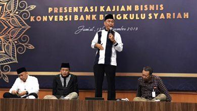 Photo of Lewat Ceramah Agama, Titik Awal Persiapan Menuju Bank Bengkulu Syariah Mulai Dijalankan