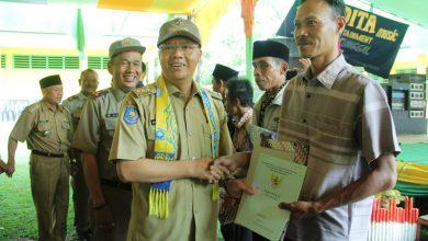 Photo of 2.213 Persil Sertifikat Tanah Warga Diperjuangkan Gubernur