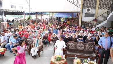 Photo of Bersama Forkopimda, Bupati Asahan Tinjau Perayaan Natal