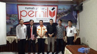 Photo of Panglima Hukum Rakyat Penuhi Panggilan KPU Provinsi Bengkulu