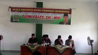 Photo of Suimi Fales Perjuangkan Aspirasi Warga Nahdiyin Bengkulu