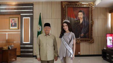 Photo of Gubernur Minta Belinda Harumkan Nama Bumi Rafflesia Ini