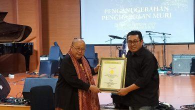Photo of SMSI Pecahkan Rekor MURI