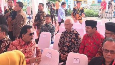 Photo of Wabup Seluma Saksikan Presiden RI Resmikan Monumen Fatmawati