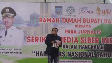 Photo of SMSI Bersama Pemerintah Kabupaten Banjar