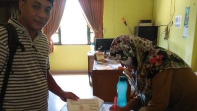 Photo of Serius dengan Dugaan Penyelewengan Dana Desa Tanjung Raman, NCW Sambangi Inspektorat