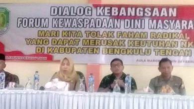 WhatsApp Image 2020 02 24 at 14.31.17 Gelar Dialog, Upaya Kesbangpol Tolak Paham Radikalisme
