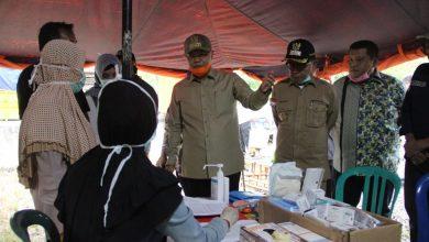 Photo of Gubenur Rohidin Bersama FKPD Meninjau Posko Covid-19 Di Perbatasan Sumatra Selatan