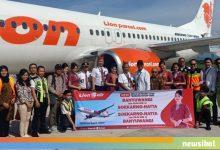 Photo of Tujuan Baru Lion Air, Terbang ke Banyuwangi