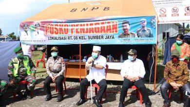 FB IMG 1586439092501 Mencegah Penyebaran Covid-19,  Wali Kota Bengkulu Tututp Lokalisasi Pulau Baai