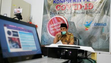 Photo of Update Kasus Covid-19 Provinsi Bengkulu, Ada Tambahan 14 Kasus ODP