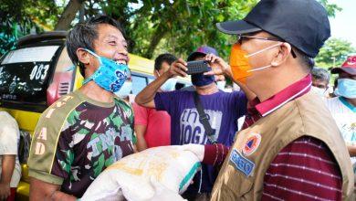 IMG 20200412 WA0122 Sopir Angkot Lesu, Gubernur Rohidin Berikan Bantuan & Motivasi