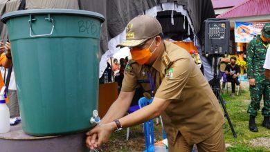 Photo of Tim Gabungan Perbatasan, Rohidin Mersyah: Tenaga Medis dan Keamanan harus Dapat Perhatian Khusus