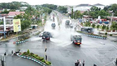 Photo of Kapolda Bengkulu Minta Lakukan Penyemprotan Disenfektan ke Rumah-Rumah