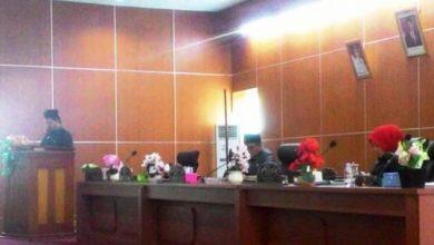 Photo of Bupati Bengkulu Tengah Usulkan Dua Raperda