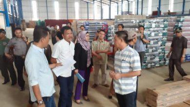 Photo of Sidak 3 Gudang DPRD Seluma di Kelurahan Babatan