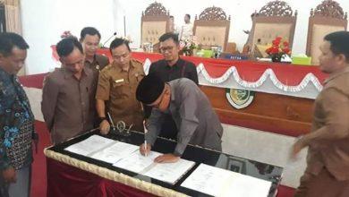 Photo of Tata Tertib DPRD Seluma 2019-2024 Disahkan