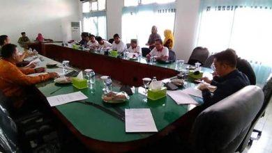 Photo of DPRD Seluma Mendengarkan pendapat dari pihak Koni dan Dispora