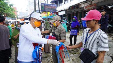 Photo of Gubernur Rohidin Datangi Pedagang Pasar Panorama,