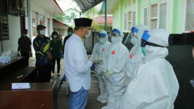 Photo of Pastikan APD Mencukupi dan Terdistribusi, Gubernur Bengkulu Bagikan Multivitamin