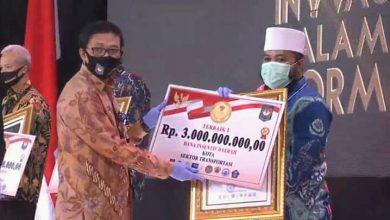 Photo of Juara Inovasi Daerah, Walikota Buktikan Bengkulu Bisa Bersaing Di Tingkat Nasional