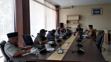 Photo of Komisi IV DPRD Provinsi Bengkulu Panggil Mitra Tim Gugus Covid-19