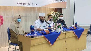Photo of Antisipasi Covid-19, Pemkot Bengkulu Dukung Penyelenggara Pemilu Dirapit Test