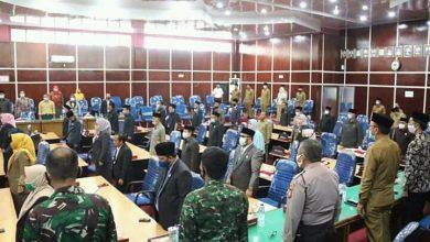 Photo of Disetujui DPRD, Raperda Pertanggungjawaban APBD 2019 Jadi Perda