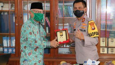 Photo of Kunjungi MUI Dan Muhammadiyah, Kapolda Bengkulu Perkuat Sinergitas Tanggulangi Radikalisme