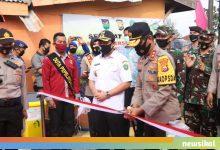 Photo of Bersinergi, Pemkot BersamaTNI/Polri Resmikan Kampung Berseri Sejahtera